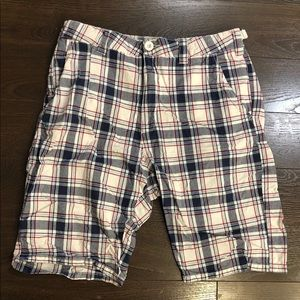 Triple Five Soul - T5S Checkered Shorts 34W EUC